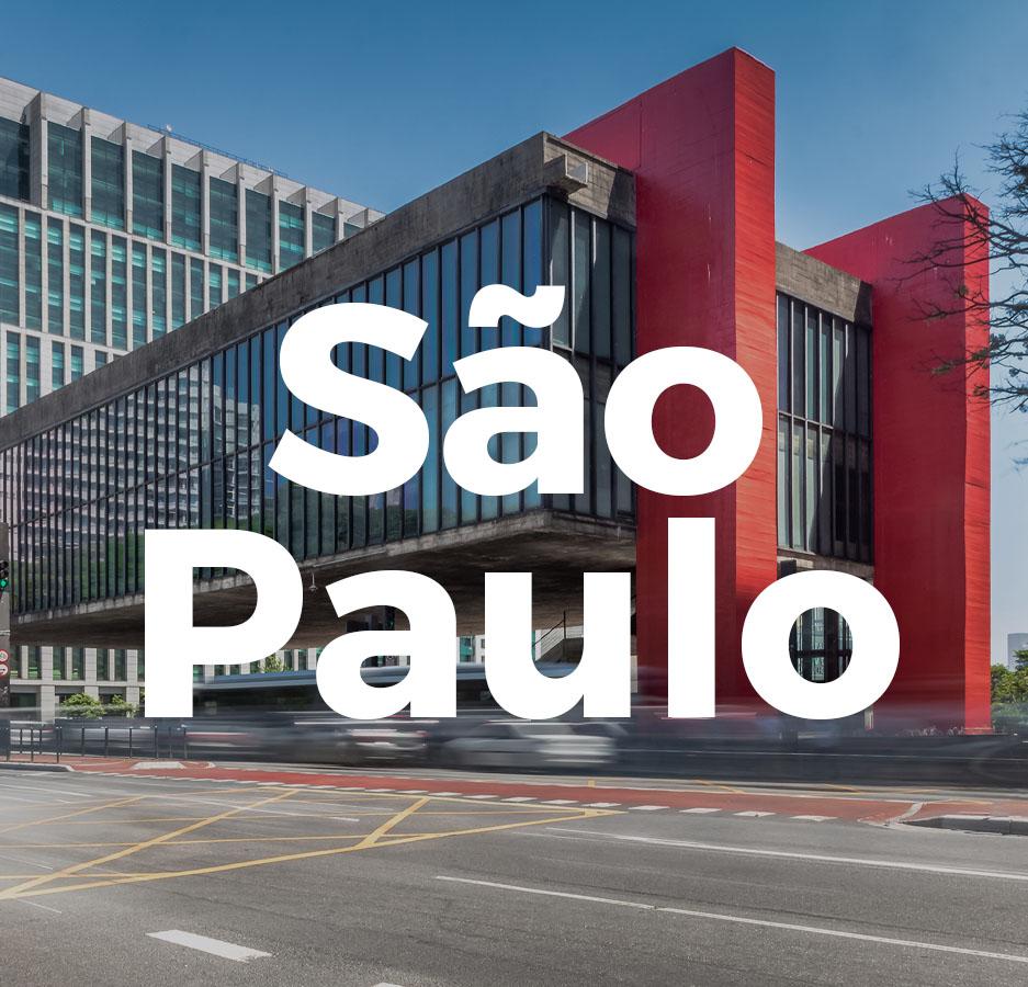 Sao Paulo destinations