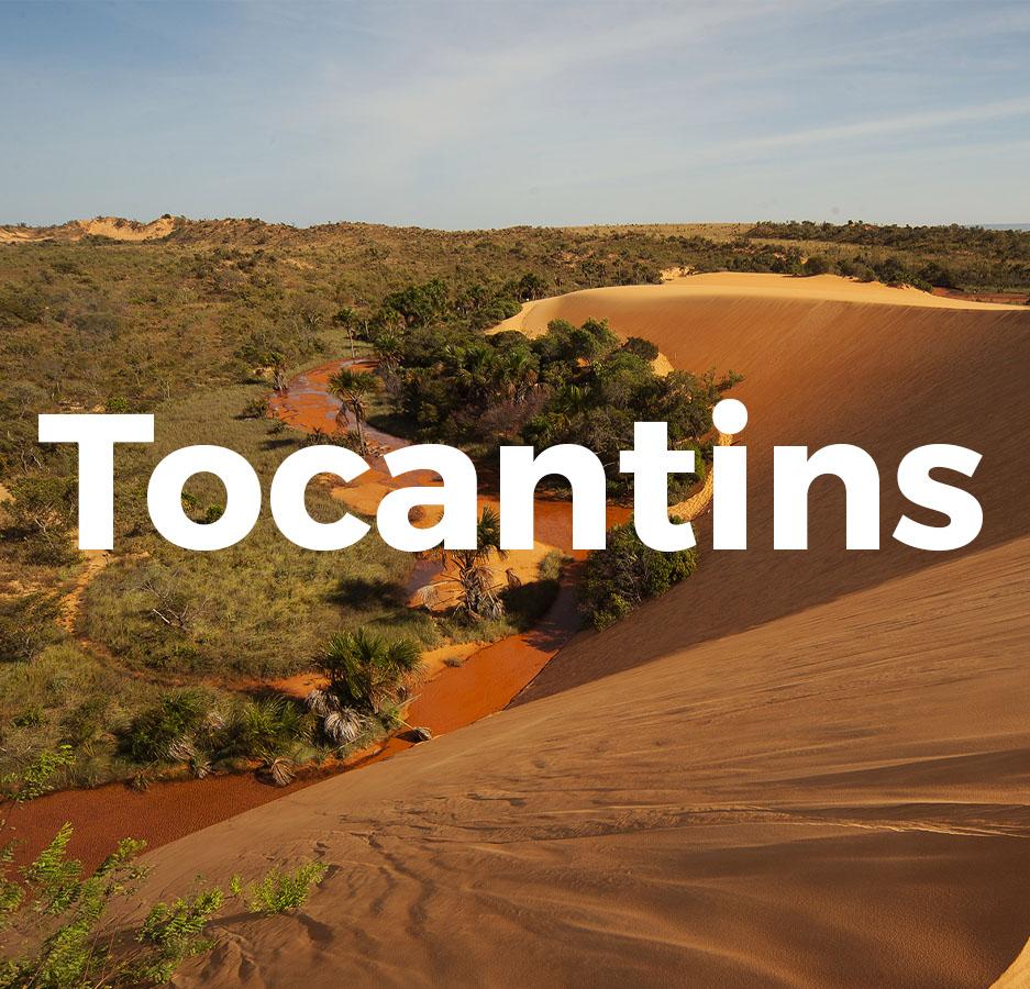 Tocantins destinations