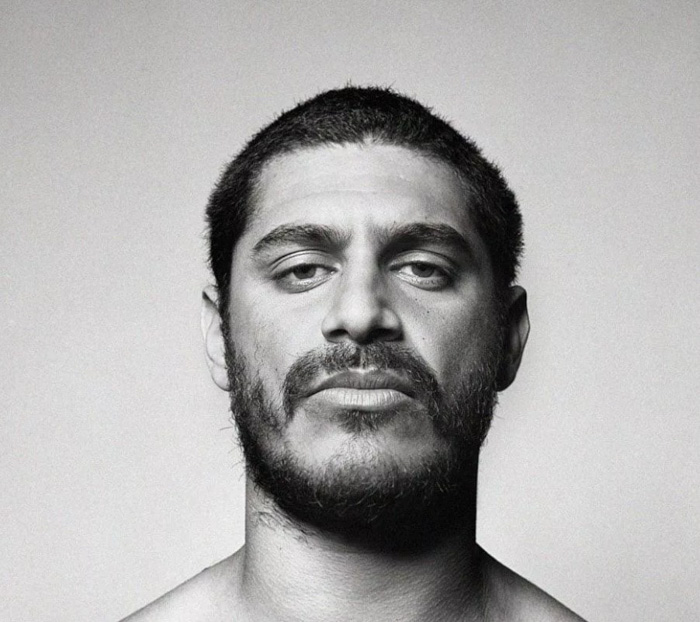 Criolo, Brazilian rap singer