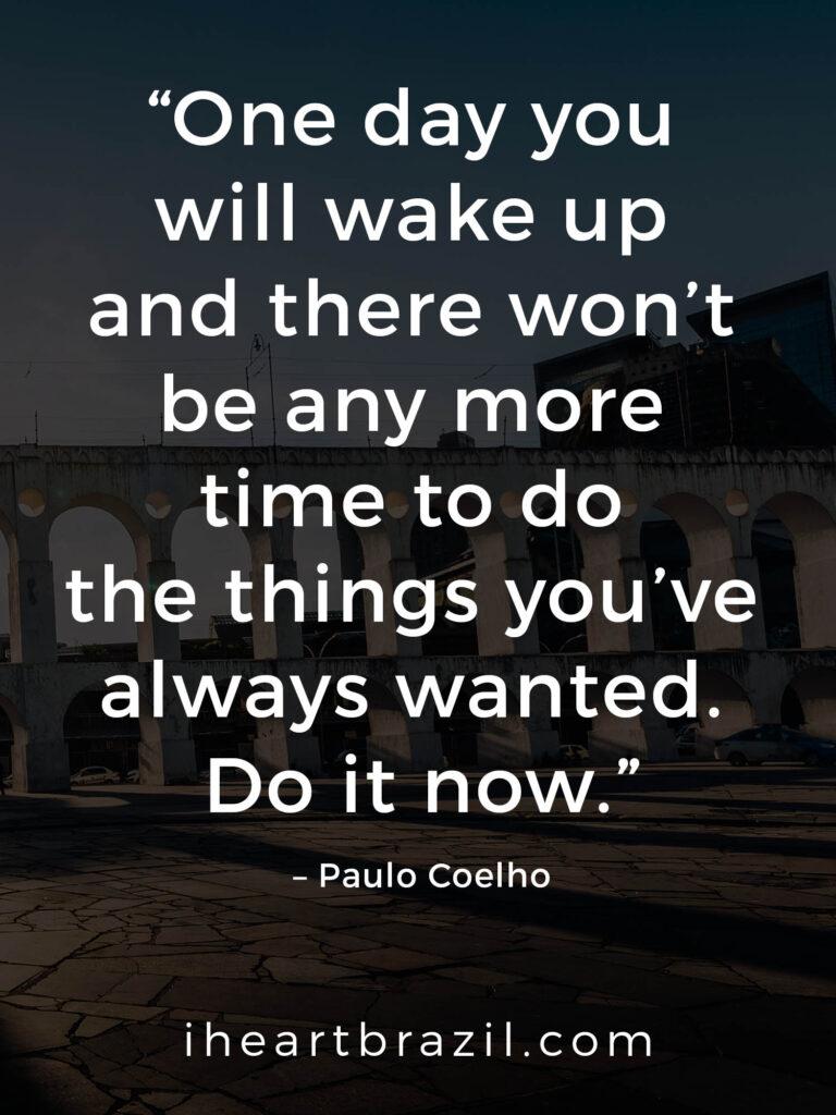 Quotes from Paulo Coelho