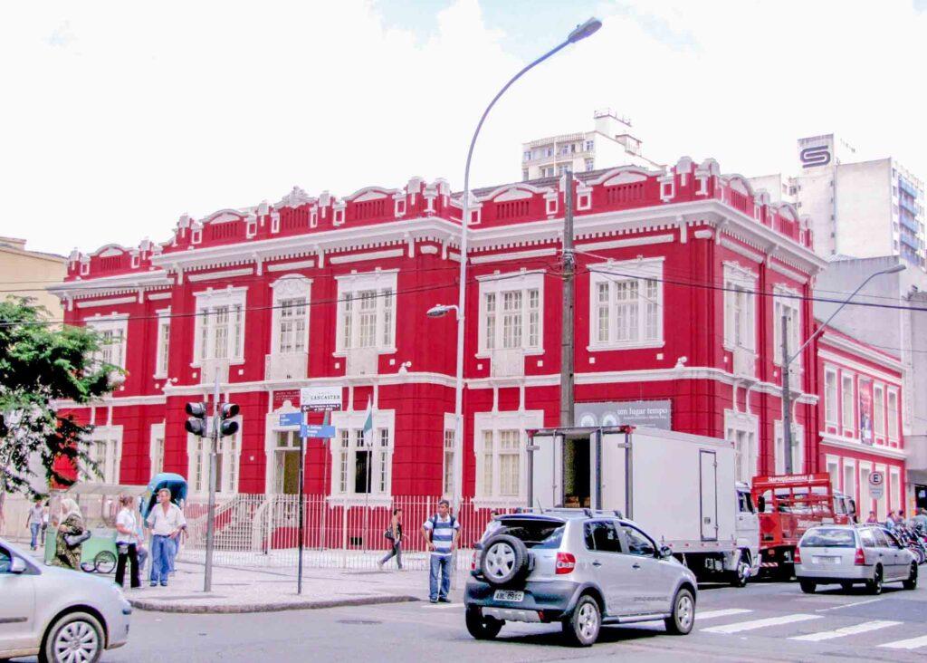 Museum of Contemporary Art in Curitiba, Brazil