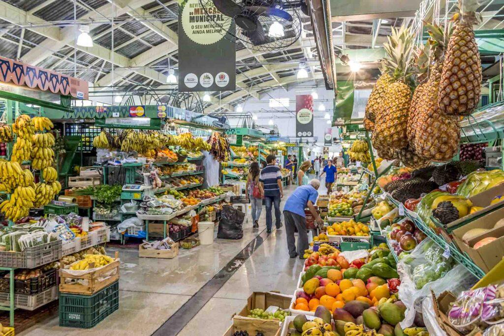Curitiba Municipal Market, Parana