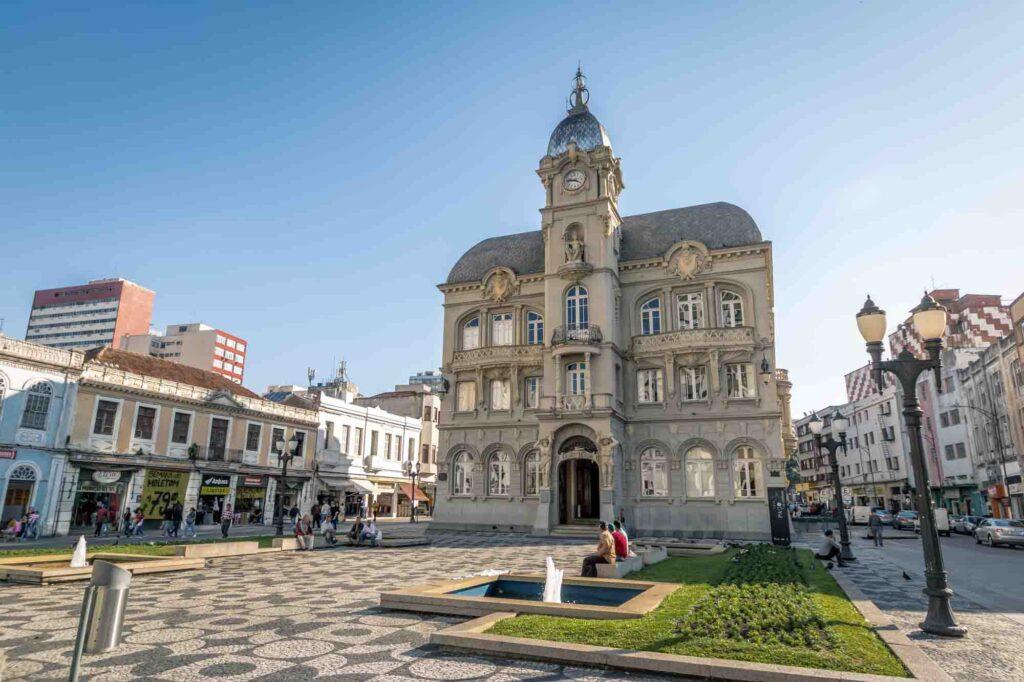 Liberty Hall in Curitiba, Brazil