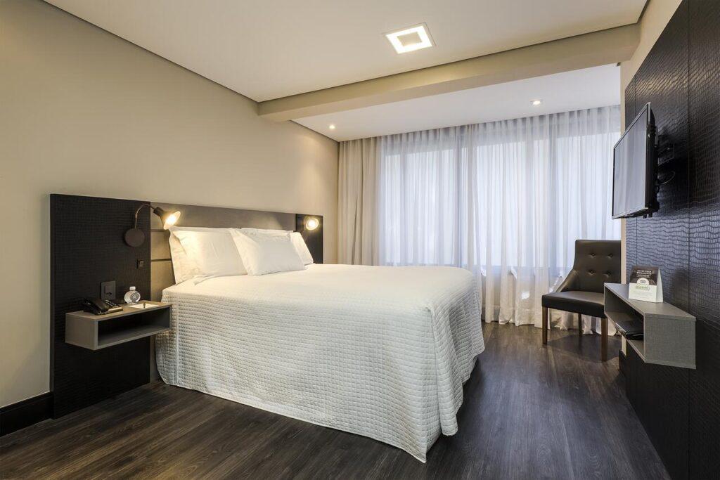 Grand Hotel Rayon in Curitiba, Parana