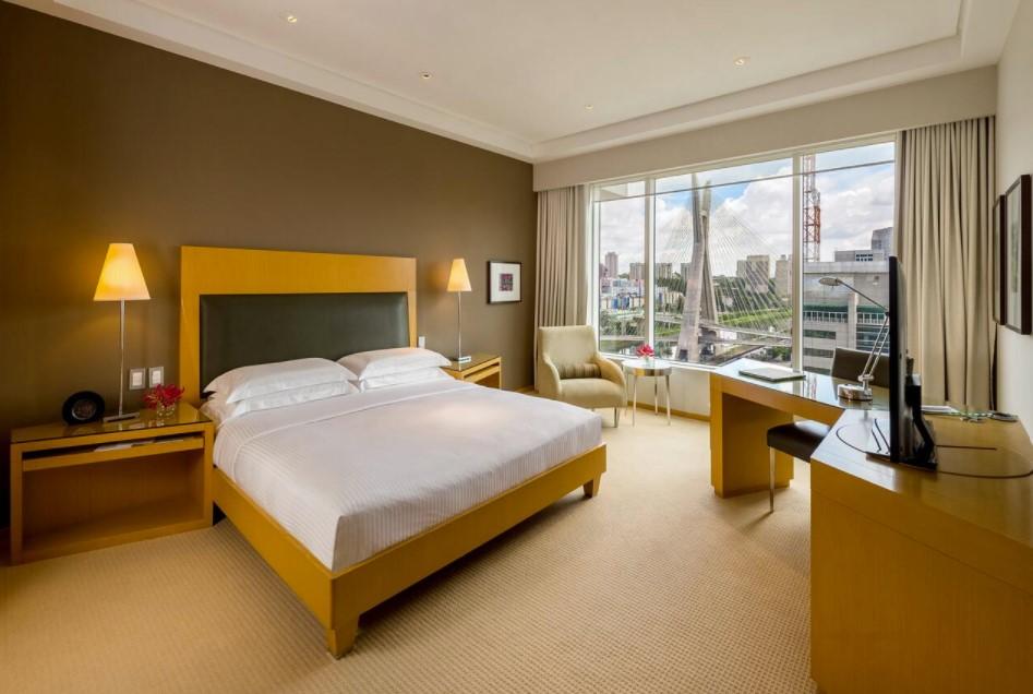 Grand Hyatt Hotel in São Paulo