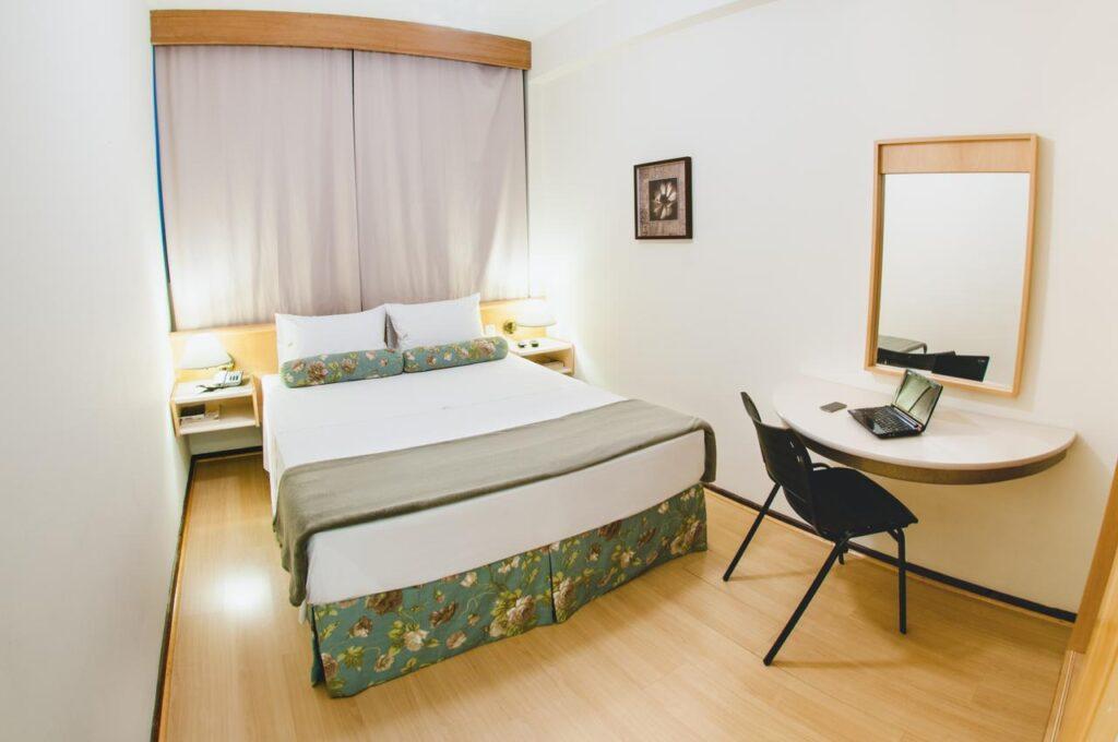 Hotel Aladdin in Curitiba, Parana