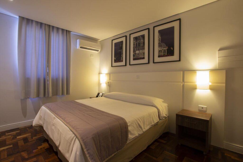 Curitiba Hotel Centro Europeu, Parana