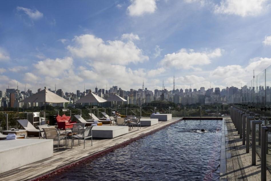 São Paulo Hotel Unique