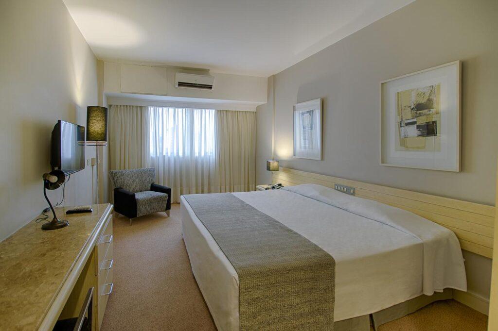 Victoria Villa Hotel in Curitiba, Parana