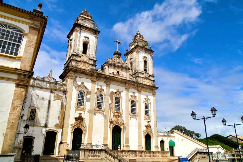 Exploring the Church and Convent of Our Lady of Mount Carmel is one of the cool things to do in Salvador, Brazil
