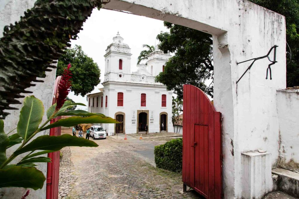 Visiting the Bahia Modern Art Museum is one of the best things to do in Salvador, Brazil