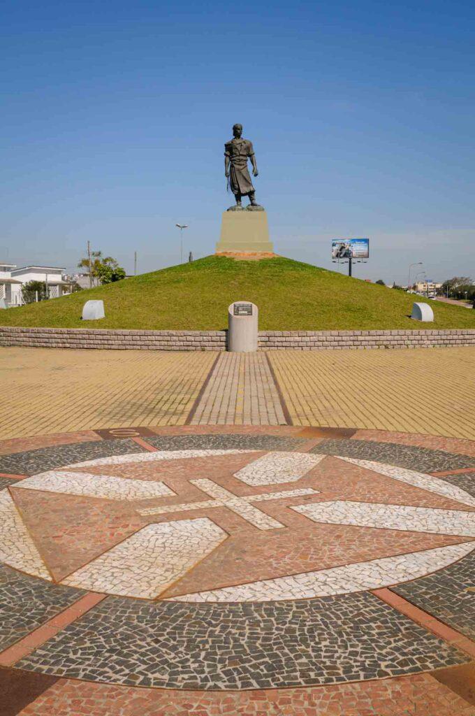 Monument to Lacador, Porto Alegre, Rio Grande do Sul State, Brazil