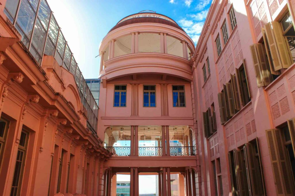 Visiting Mario Quintana Cultural House is one of the best things to do in Porto Alegre, Brazil