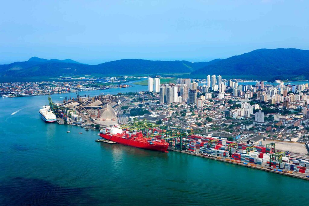 Learning more about Brazil's largest Port at the Port of Santos Museum is one of the best things to do in Santos, Brazil